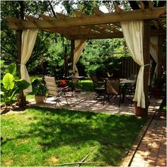 Wood Pergola Plans | Wooden Pergola Designs to Create an Oasis in Your Backyard