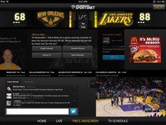 SportsNet App