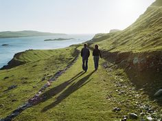National Geographic article on the Wild Atlantic Way - Ireland's magnificent coast.