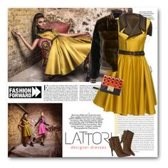 """""""LATTORI dress"""" by svijetlana ❤ liked on Polyvore featuring Lattori, BLANCHA, Yves Saint Laurent, Milly, polyvoreeditorial and lattori African Fashion, African Style, Fashion Forward, Designer Dresses, Must Haves, Yves Saint Laurent, Cute Outfits, Ballet Skirt, Two Piece Skirt Set"""