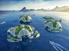 Em breve, viver debaixo de água pode ser uma realidade