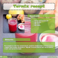 Narancsos cékla turmix recept #turmix Smoothies, Health Fitness, Vegetables, Food, Smoothie, Vegetable Recipes, Eten, Veggie Food, Health And Fitness