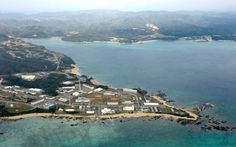 Good for him!  Okinawa Governor Orders a Halt to Work on U.S. Military Airfield - The New York Times