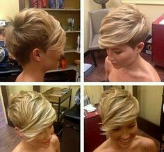 Pixie hairstyles are pretty wonderful if you know just which of them would match you and which would display off your best features. If you have been conte