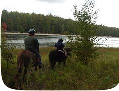 Trail riding for all ages year round!  Horse camps, Lessons, Therapeutic Riding, Pony Parties.