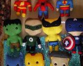 SuperHero Softies