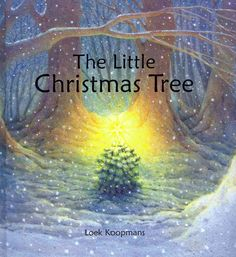 The little Christmas tree hates its sharp needles, and longs to have soft leaves like all the other trees. But will it be happier when its wish is granted? A perfect book for a cold winter's evening around the fireside. #HappyReading
