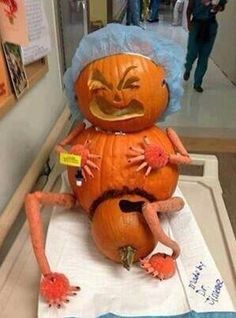best. carved pumpkin. EVER!