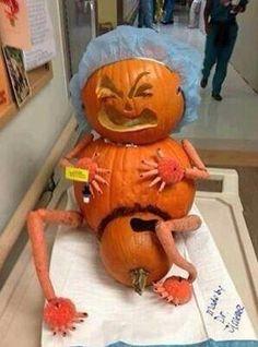 best. carved pumpkin. EVER!