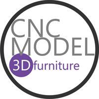 3DModel Wood Furniture Legs, Unique Furniture, Cnc Wood, Wood Tools, Wooden Door Design, Wood Design, Decor Around Tv, Greek Pattern, 3d Cnc