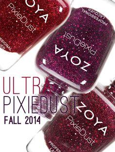 Zoya Ultra PixieDust Fall 2014