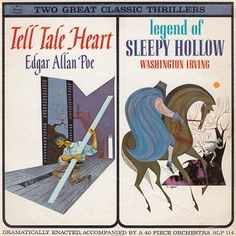 Mercury Storyteller – Tell tale heart