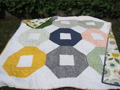 shoo fl-ikea quilt | Flickr - Photo Sharing! mollybquilts.blogspot.com