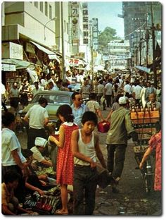 Old Pictures, Old Photos, Vintage Photos, Time In Korea, Asian Tigers, Korean Photo, Korean Traditional, Historical Images, The Old Days