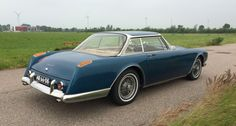 1964 Facel Vega Facel II  - The French car industry has seen some beautiful brands, with fine names such as Talbot-Lago, Delahaye, Bugatti, and also Facel Vega.  The Facel Vega brand was founded in 1953 and unfortunately the curtain fell in as early as 1964.  This last version was made in a series of just 184 examples. The list of names of celebrities who have owned a Facel is striking. To name just a few: Ringo Starr, Stirling Moss, Pablo Picasso, Fred Astaire, Frank Sinatra and many…