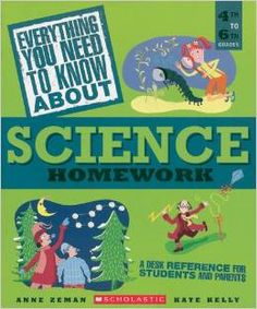 Everything You Need to Know...Science (4th-6th)