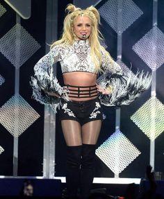 Triple Ho gig - Britney Spears - 2016
