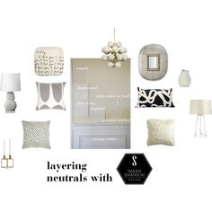 """layering neutrals 