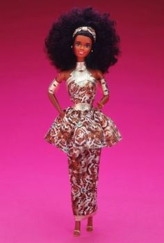 Nigerian Barbie® Doll | The Barbie Collection-1990