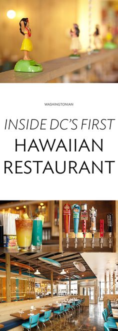 Homesick Hawaiians will have a new dining destination next week with the opening of Hula Girl   Washingtonian