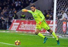 Ederson Moraes, FCP x SLBenfica (1-1). Liga NOS 2016/17