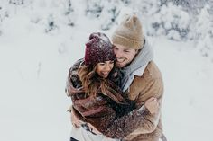 Utah wedding photographer passionate about capturing real moments and emotions. Capturing real laughter, adventurous couples, raw, real, and happy moments. Winter Engagement, Engagement Couple, Engagement Pictures, Engagement Shoots, Utah Wedding Photographers, Love Movie, Couple Shoot, Engagements, Winter Hats