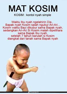 Mang Kosim, Gak Ngakak Lempar Bata   Kaskus - The Largest Indonesian Community