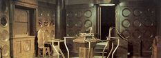Secondary TARDIS Console Room - TARDIS Interior and Console Rooms - The Doctor Who Site