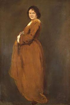 August John, Ida John (née Nettleship), 1901, National Museum Wales