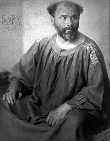Gustav Klimt (July 1862 – February was an Austrian symbolist painter and one of the most prominent members of the Vienna Secession movement. Klimt in Paul Klee, Art Klimt, Art Nouveau, Koloman Moser, Austrian Empire, Woman In Gold, Gauguin, Vienna Secession, Famous Artists