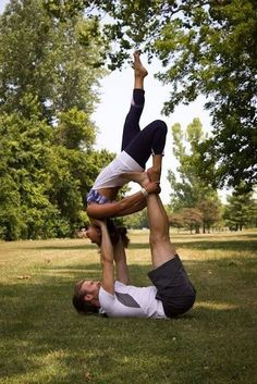 Partner/Acro Yoga taken in Columbus, United States by Cindy Lee