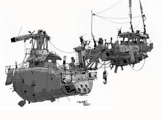 Art by Ian McQue* • Blog/Website | (www.mcqueconcept.blogspot.com) • Online Store | (https://www.ianmcque.bigcartel.com) ★ || CHARACTER DESIGN REFERENCES™ (https://www.facebook.com/CharacterDesignReferences & https://www.pinterest.com/characterdesigh) • Love Character Design? Join the #CDChallenge (link→ https://www.facebook.com/groups/CharacterDesignChallenge) Share your unique vision of a theme, promote your art in a community of over 50.000 artists! || ★