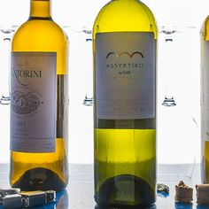 If you've never tasted the Assyrtiko-based white wines that hail from the  idyllic Greek island of Santorini, you may be surprised at how they rival  Rosé for happy hot-weather sipping.