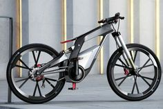 E-Bike from Audi