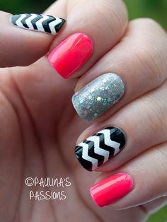Beautiful Nail Design #nail #nails #nailart