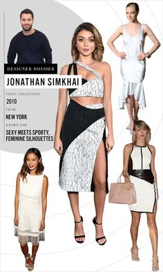 Designer Dossier: Jonathan Simkhai, the Taylor Swift of Fashion