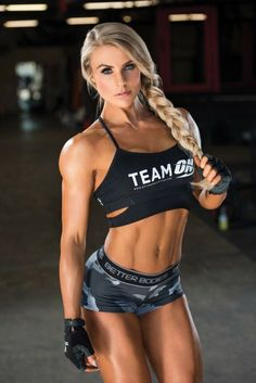 #2 Great Abs - Only Ripped Girls