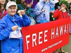Free Hawai`i At The Boston Pride Parade