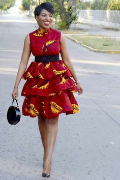 2019 Latest and Lovely Ankara Short Gown Styles from Diyanu Best African Dresses, African Traditional Dresses, Latest African Fashion Dresses, African Print Dresses, African Print Fashion, African Attire, Latest Fashion, African Print Dress Designs, Ankara Short Gown Styles