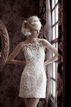 Vestido Solaine Piccoli coleção Divas 2012 #noiva #bride #wedding