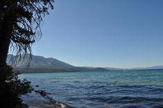 South Lake Tahoe - where we got married. So beautiful!