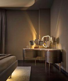TONER / Dressing Table for Natevo / Residenze Hadid / City Life / Milano