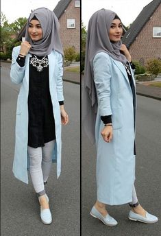 32 Ideas For Dress Graduation University Hijab Tesettür Tunik Modelleri 2020 Abaya Fashion, Modest Fashion, Fashion Outfits, Dress Fashion, Muslim Women Fashion, Islamic Fashion, Fashion Online Shop, Modele Hijab, Vetement Fashion