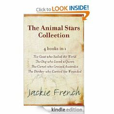 Amazon.com: The Animal Stars Collection eBook: Jackie French: Books