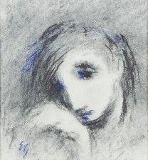 Elvi Maarni (1907-2006)* Malu, Artsy Fartsy, Surrealism, Venus, Contemporary Art, Graphics, Paintings, Woman, Portrait