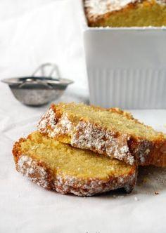 plumcakeallapanna3 Sweet Bread Loaf Recipe, Torta Angel, Just Desserts, Dessert Recipes, Plum Cake, Bread Cake, Loaf Cake, Sweet Cakes, Yummy Cakes