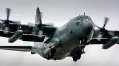 KC-130 - Fuerza Aérea de Chile