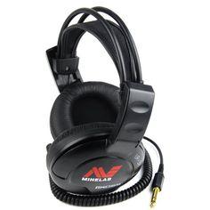 cool Minelab Koss UR-30 Spare Headphones Garden Accessory