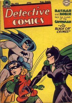 Detective Comics # 122