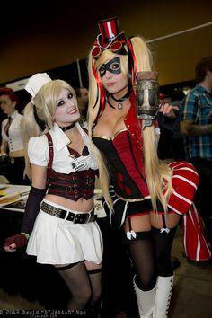 """Harley Quinn (Jessica Nigri), Amazing Arizona Comic Con 2013 - Saturday - Cosplay Photos from David """"DTJAAAAM"""" Ngo"""